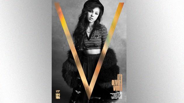 Courtesy of V Magazine